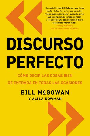 Discurso perfecto - Bill McGowan